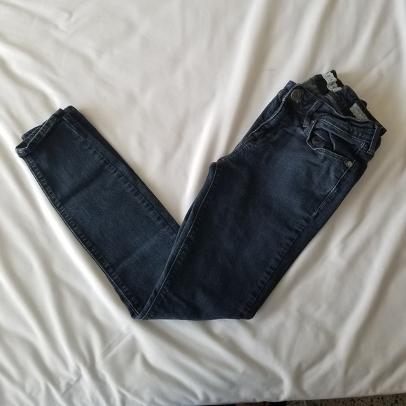Bullhead Denim - Bullhead Dark Denim Skinny Jeans Jegging